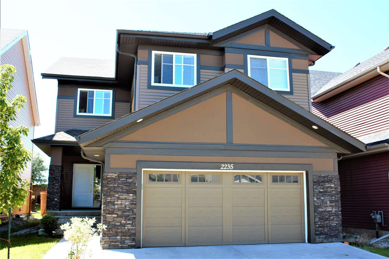MLS® listing #E4167313 for sale located at 2235 CAMERON RAVINE Court