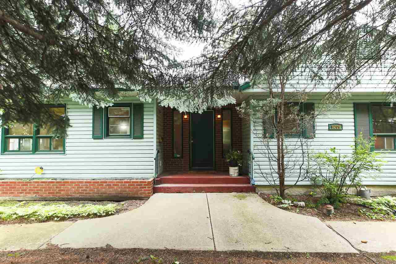 MLS® listing #E4167332 for sale located at 9206 118 Street NW