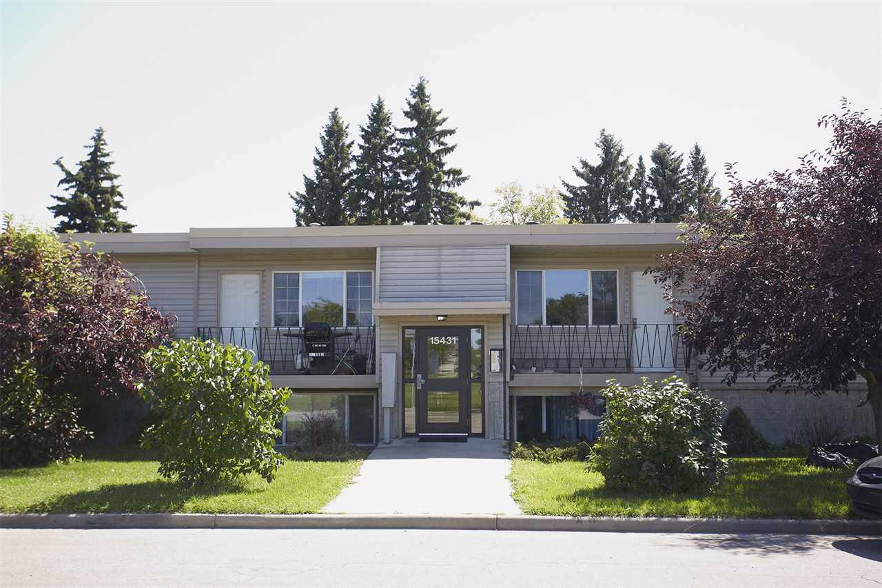 MLS® listing #E4167355 for sale located at 8 15431 93 Avenue