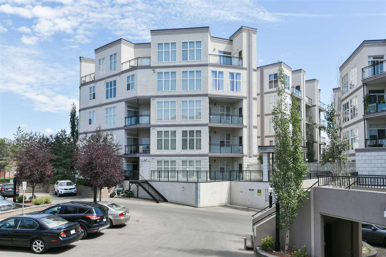 MLS® listing #E4167379 for sale located at 229 4831 104A Street NW