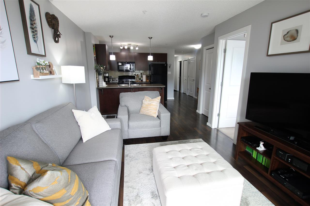 MLS® listing #E4167394 for sale located at 315 508 ALBANY Way