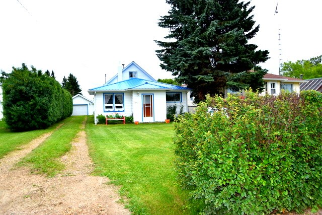 MLS® listing #E4167436 for sale located at 4919 49 Ave, Vilna