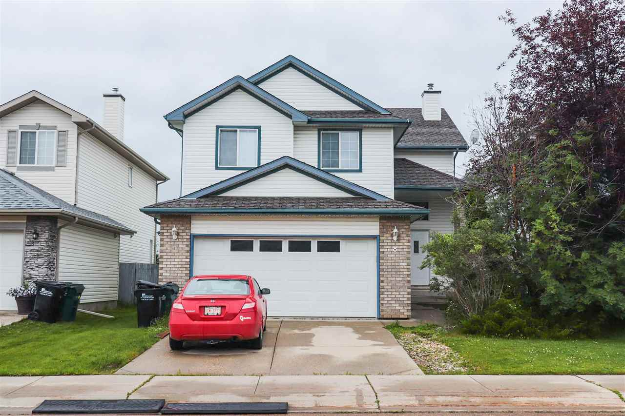 MLS® listing #E4167438 for sale located at 8 FOXHAVEN Crescent