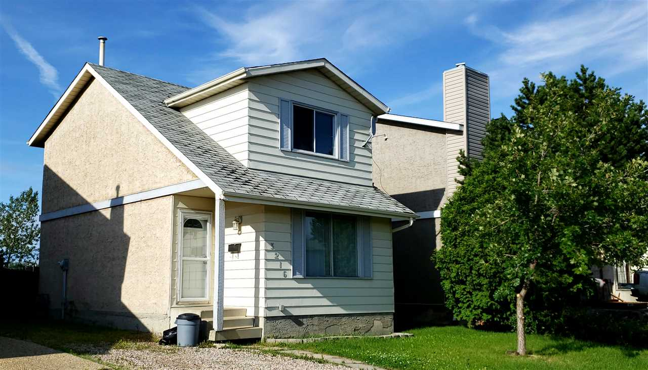 MLS® listing #E4167479 for sale located at 3216 148 Avenue