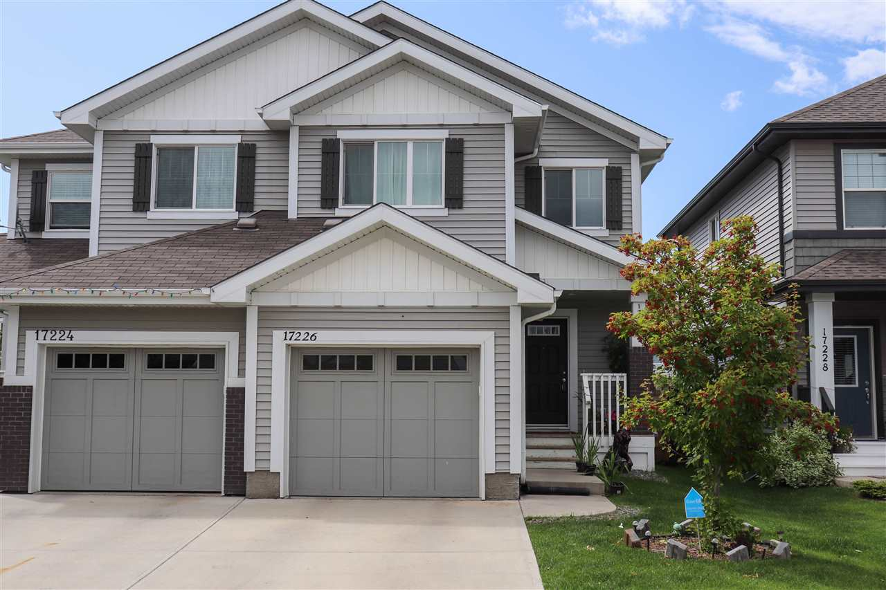 MLS® listing #E4167505 for sale located at 17226 73 Street