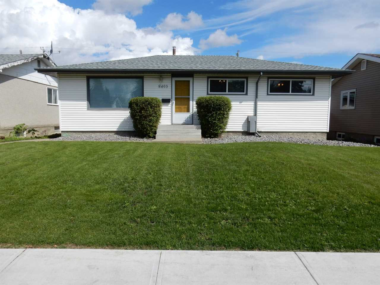 MLS® listing #E4167542 for sale located at 8403 159 Street