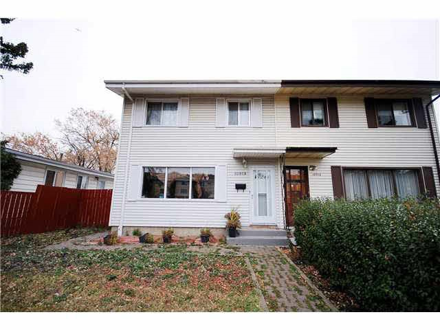 MLS® listing #E4167556 for sale located at 10918 134 Avenue