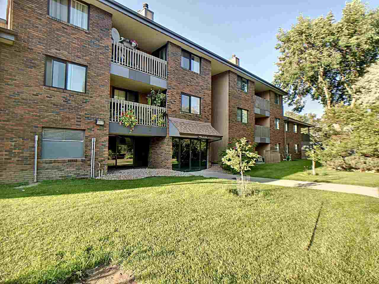 MLS® listing #E4167559 for sale located at 309 14811 51 Avenue