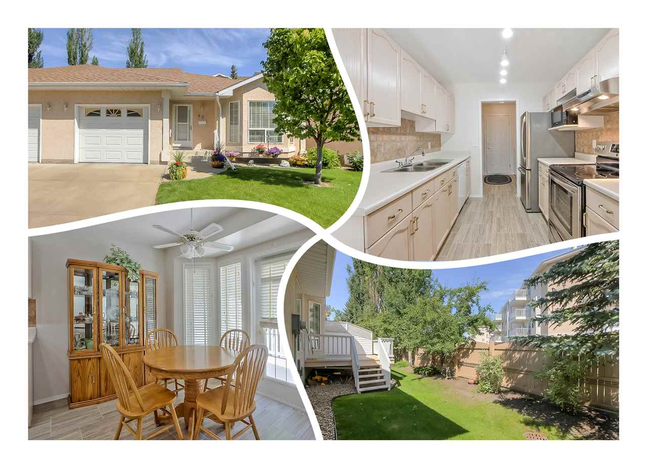 MLS® listing #E4167568 for sale located at 80 13320 124 Street