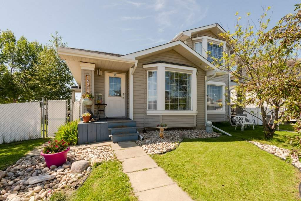 MLS® listing #E4167607 for sale located at 16204 57 Street