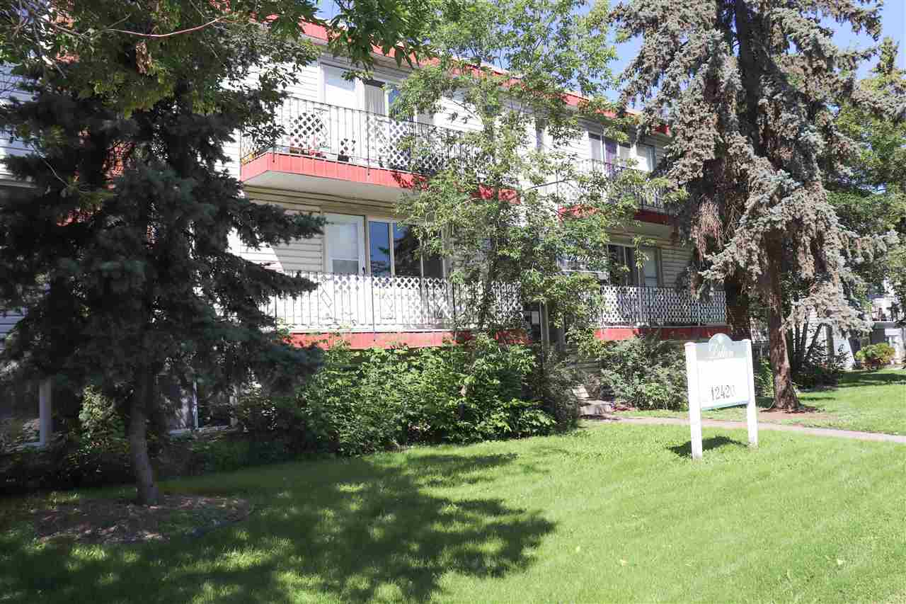 MLS® listing #E4167609 for sale located at 204 12420 82 Street