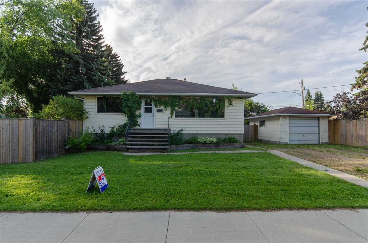 MLS® listing #E4167636 for sale located at 13107 120 Avenue