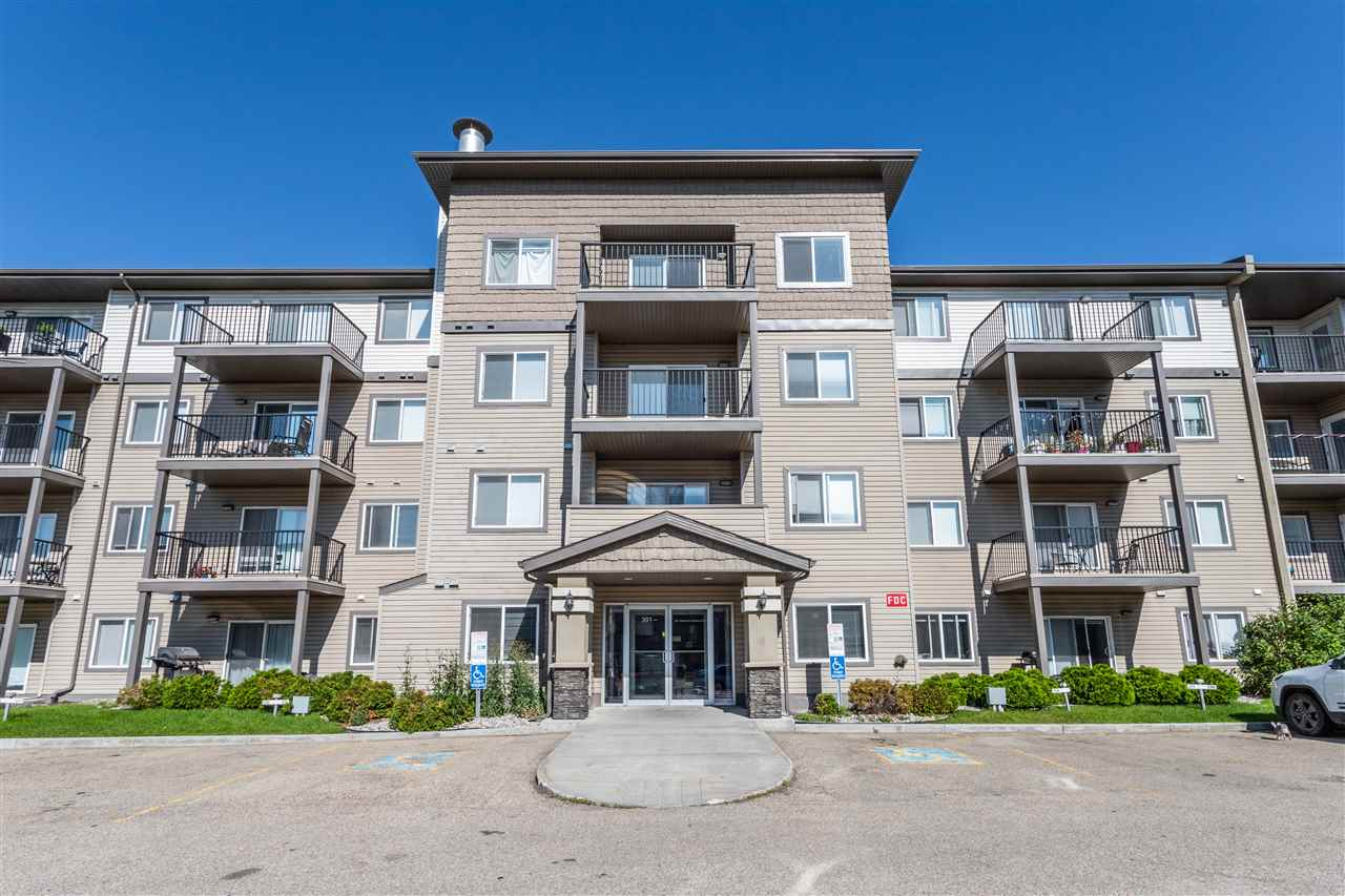 MLS® listing #E4167700 for sale located at 247 301 Clareview Station Drive NW