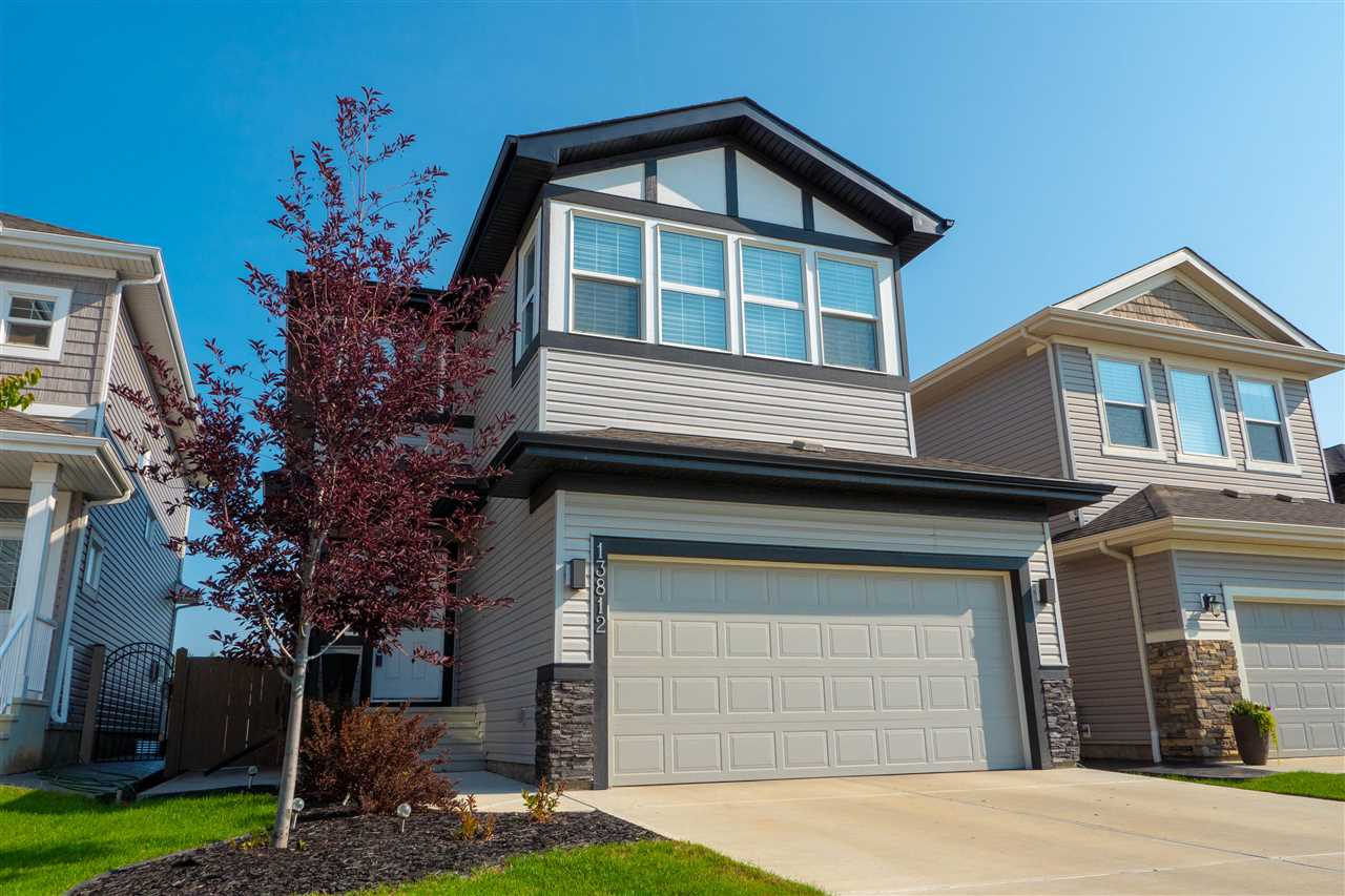 MLS® listing #E4167706 for sale located at 13812 143 Avenue