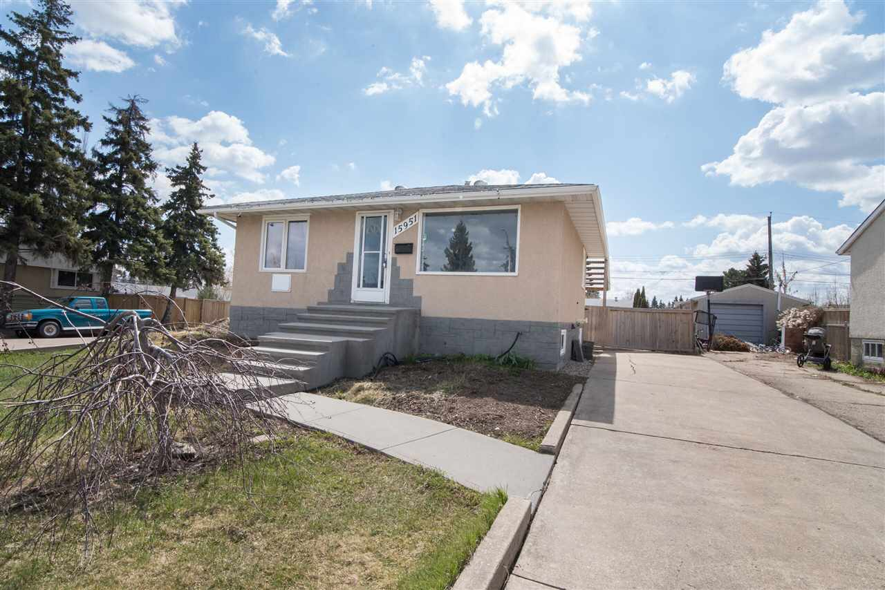 MLS® listing #E4167714 for sale located at 15951 106A Avenue