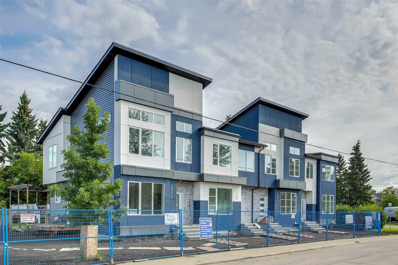 MLS® listing #E4167715 for sale located at 15202 108 Avenue