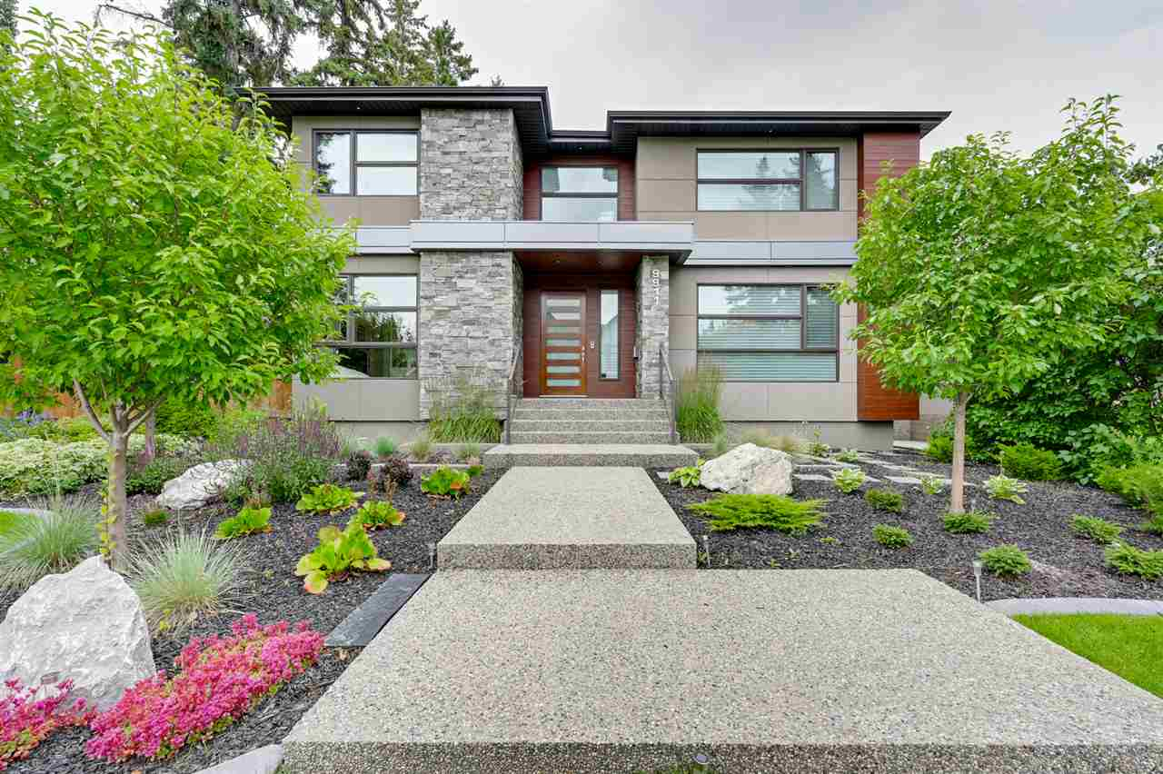 MLS® listing #E4167725 for sale located at 9911 145 Street