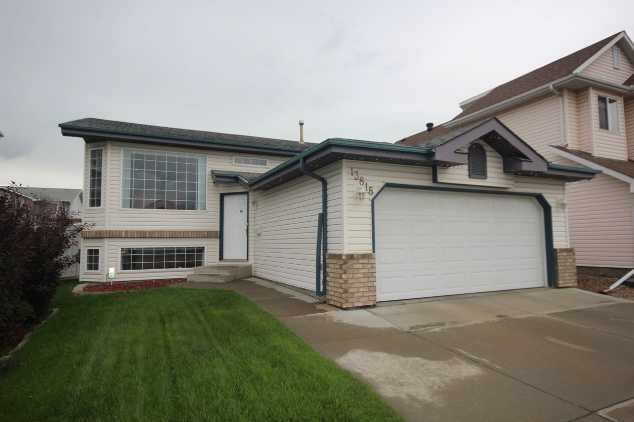 MLS® listing #E4167734 for sale located at 13818 130 Avenue