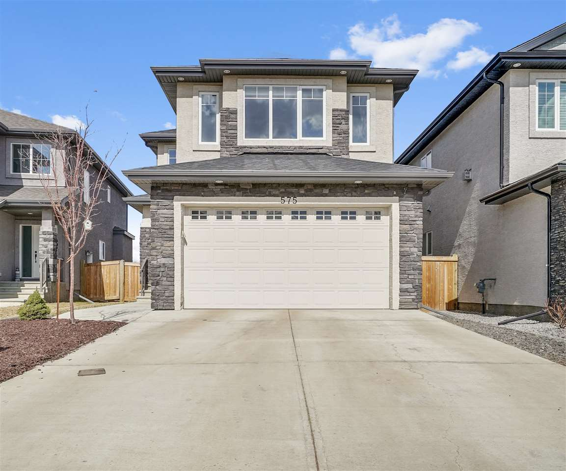 MLS® listing #E4167736 for sale located at 575 ALBANY Way