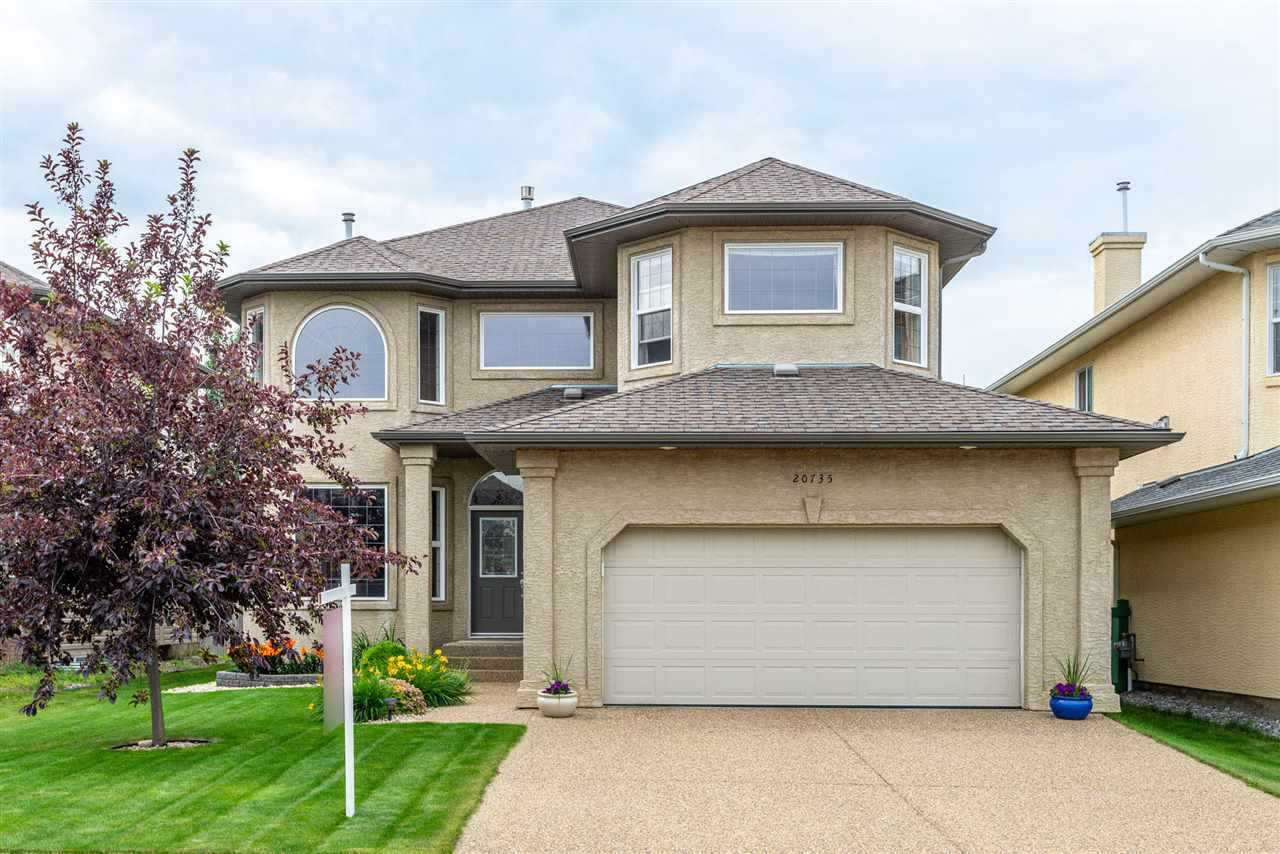 MLS® listing #E4167740 for sale located at 20735 89 Avenue