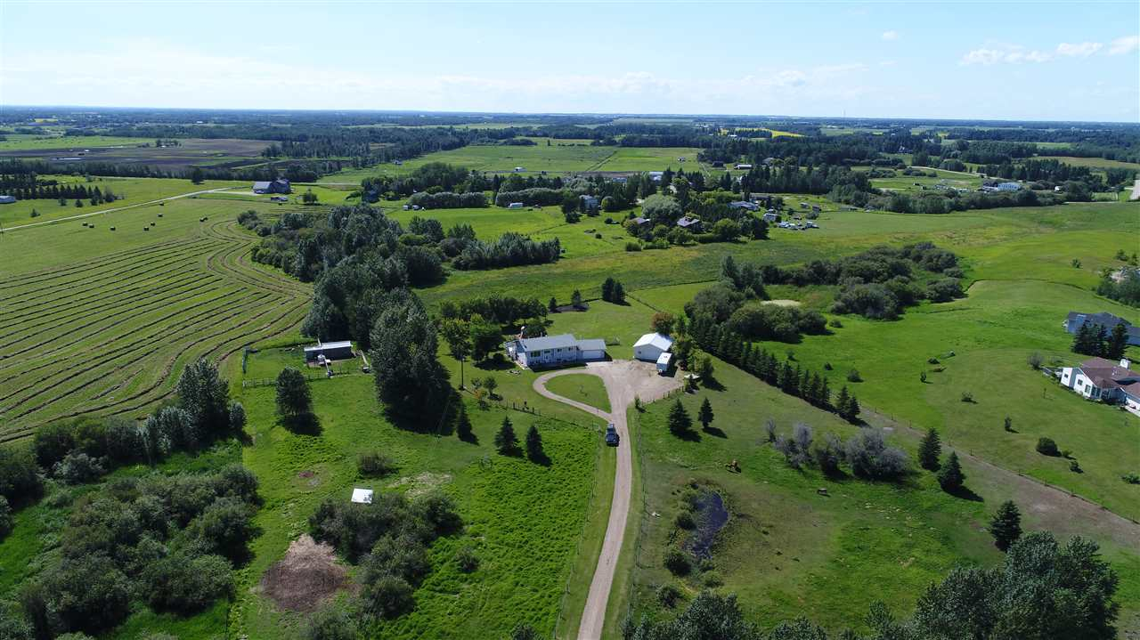 MLS® listing #E4167761 for sale located at 16 26520 TWP RD 512