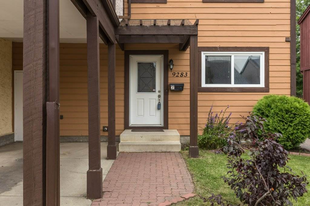 MLS® listing #E4167789 for sale located at 9283 54 Street