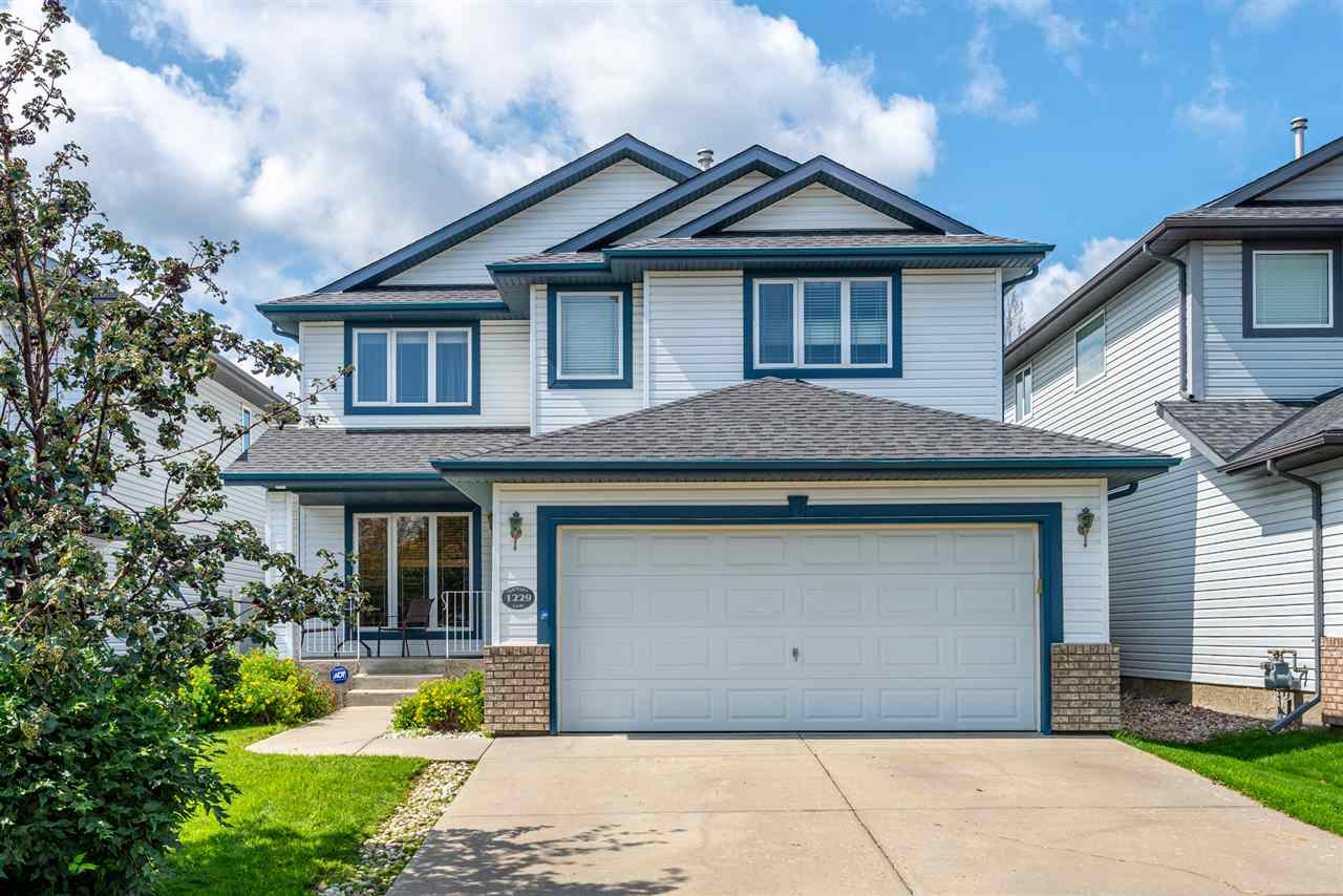 MLS® listing #E4167806 for sale located at 1229 ORMSBY Lane