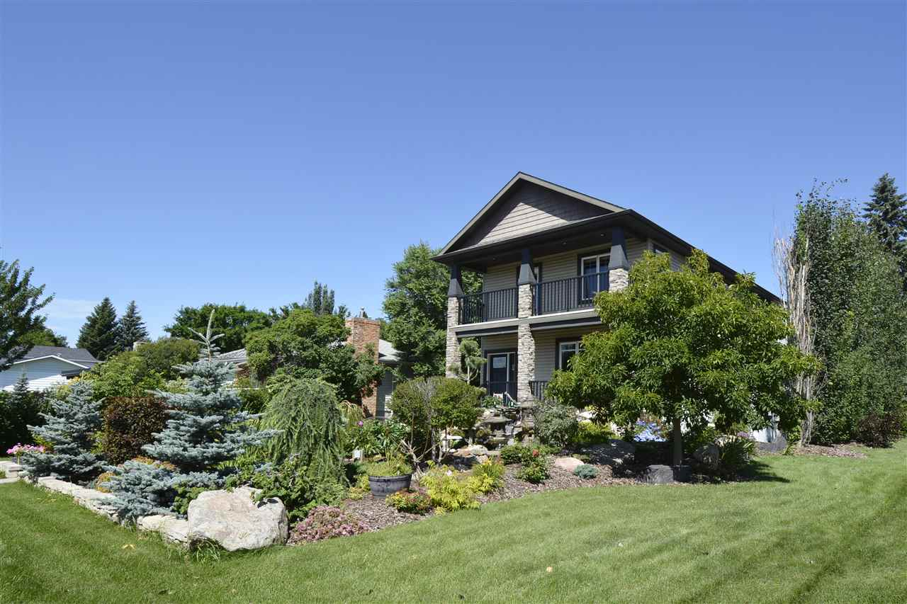 MLS® listing #E4167829 for sale located at 5104 ADA Boulevard