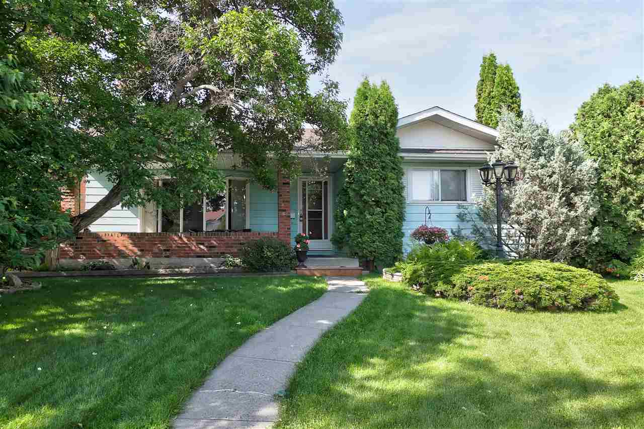 MLS® listing #E4167847 for sale located at 8819 41 Avenue