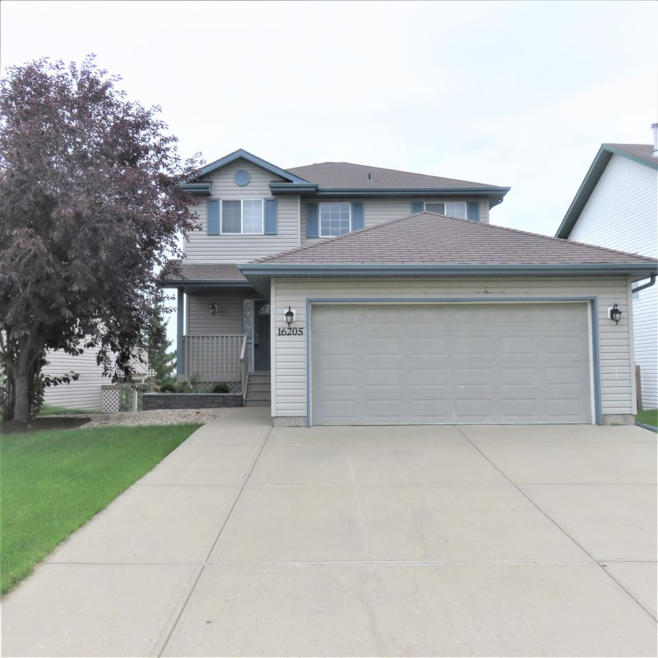 MLS® listing #E4167863 for sale located at 16205 92 Street