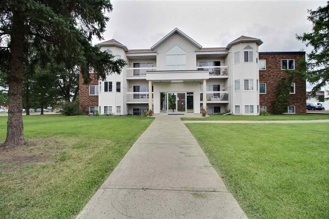 MLS® listing #E4167883 for sale located at 201 11460 40 Avenue