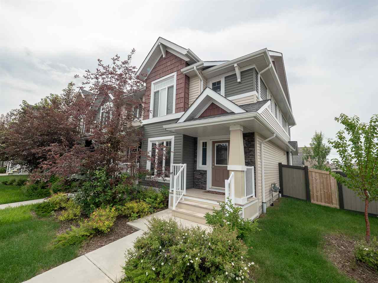 MLS® listing #E4167890 for sale located at 704 176 Street