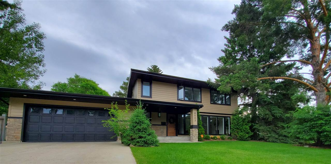 MLS® listing #E4167944 for sale located at 8503 139 Street