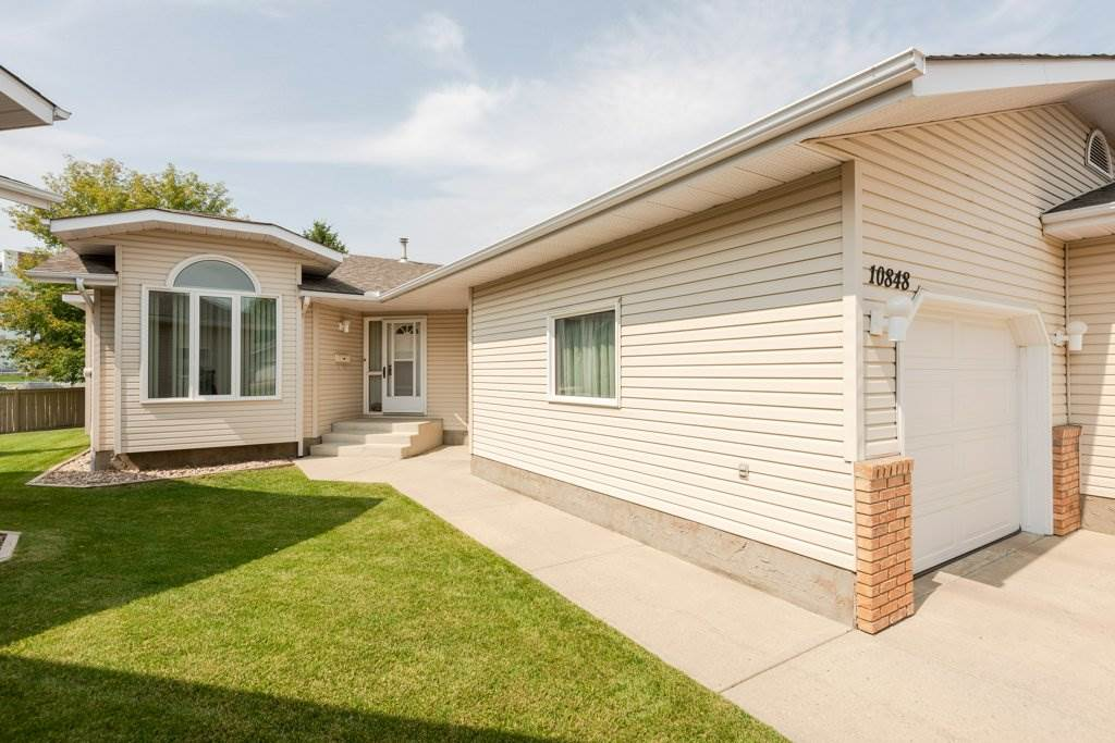 MLS® listing #E4167993 for sale located at 10848 25 Avenue