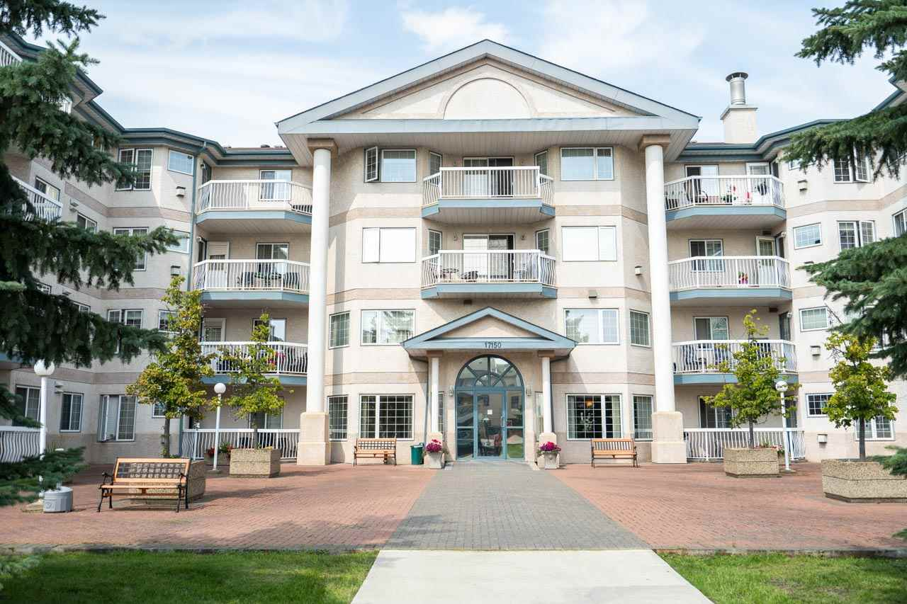 MLS® listing #E4167996 for sale located at 212 17150 94A Avenue