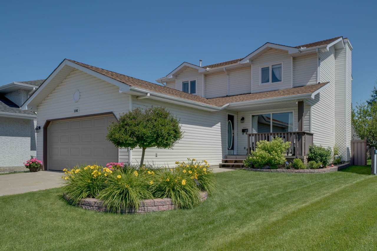 MLS® listing #E4168051 for sale located at 1141 POTTER GREENS Drive