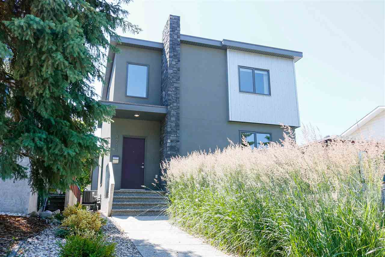MLS® listing #E4168056 for sale located at 8713 92A Avenue