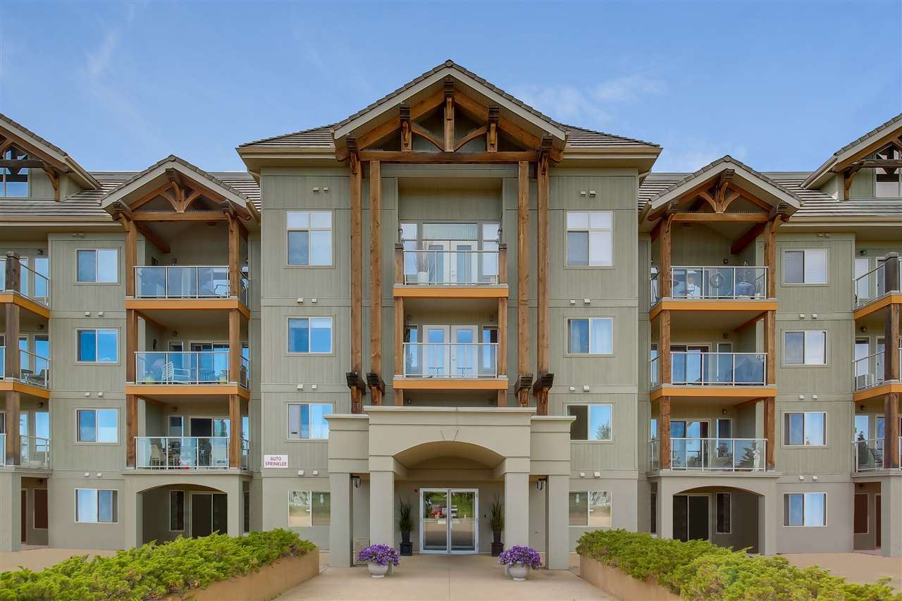 MLS® listing #E4168070 for sale located at 321 278 SUDER GREENS Drive