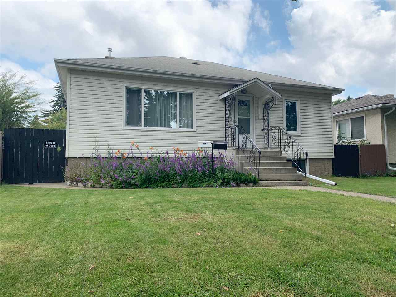 MLS® listing #E4168085 for sale located at 12419 92 Street