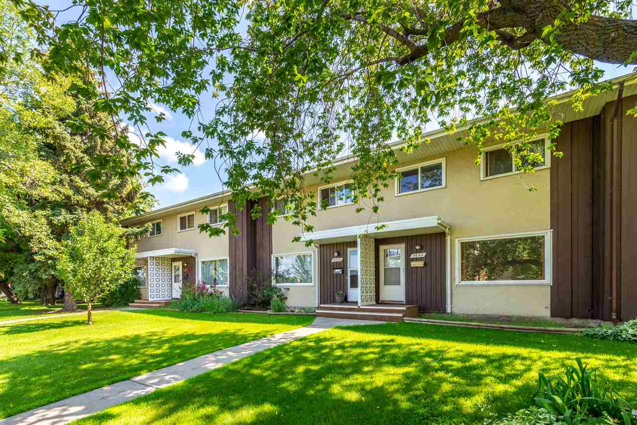 MLS® listing #E4168095 for sale located at 5643 105 Street