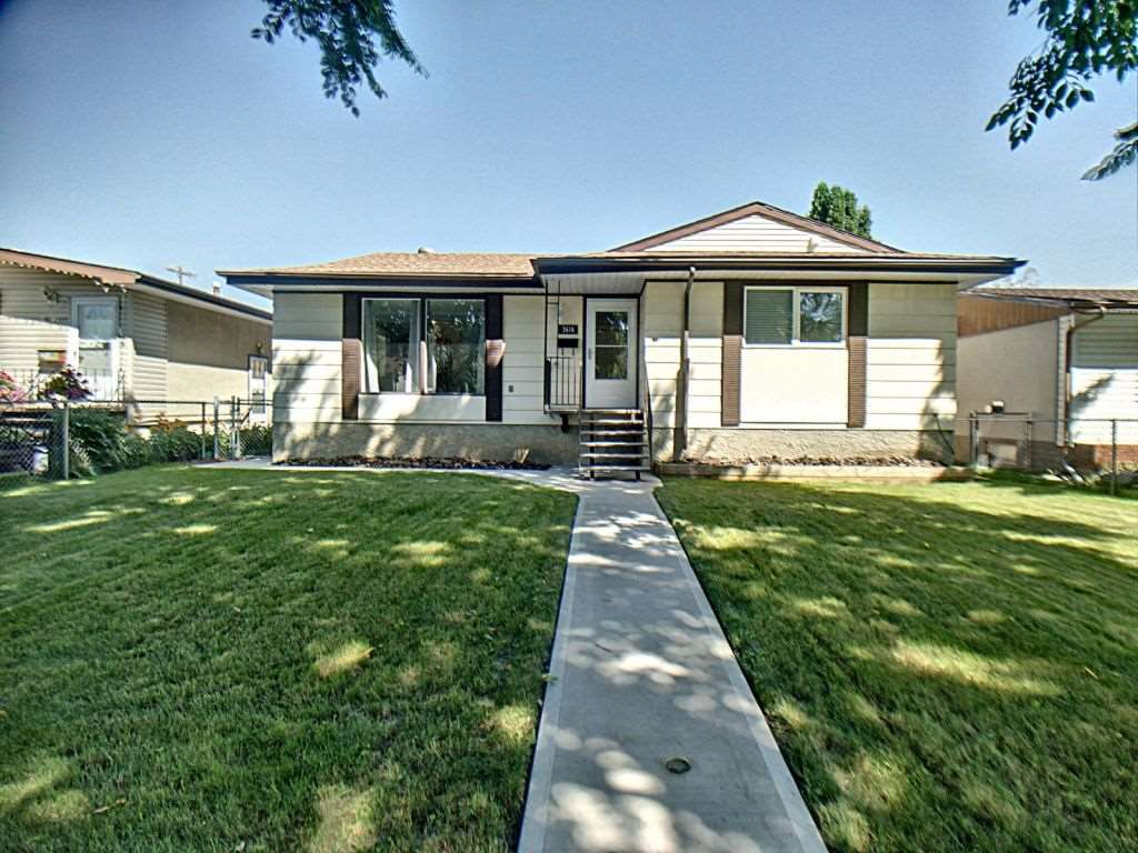 MLS® listing #E4168100 for sale located at 3616 117 Avenue