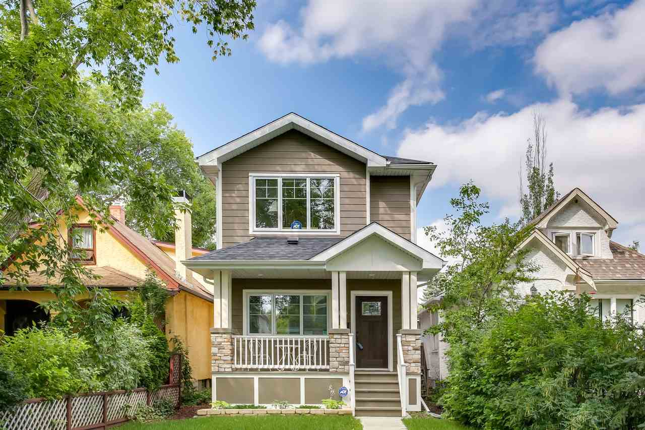 MLS® listing #E4168132 for sale located at 10618 127 Street