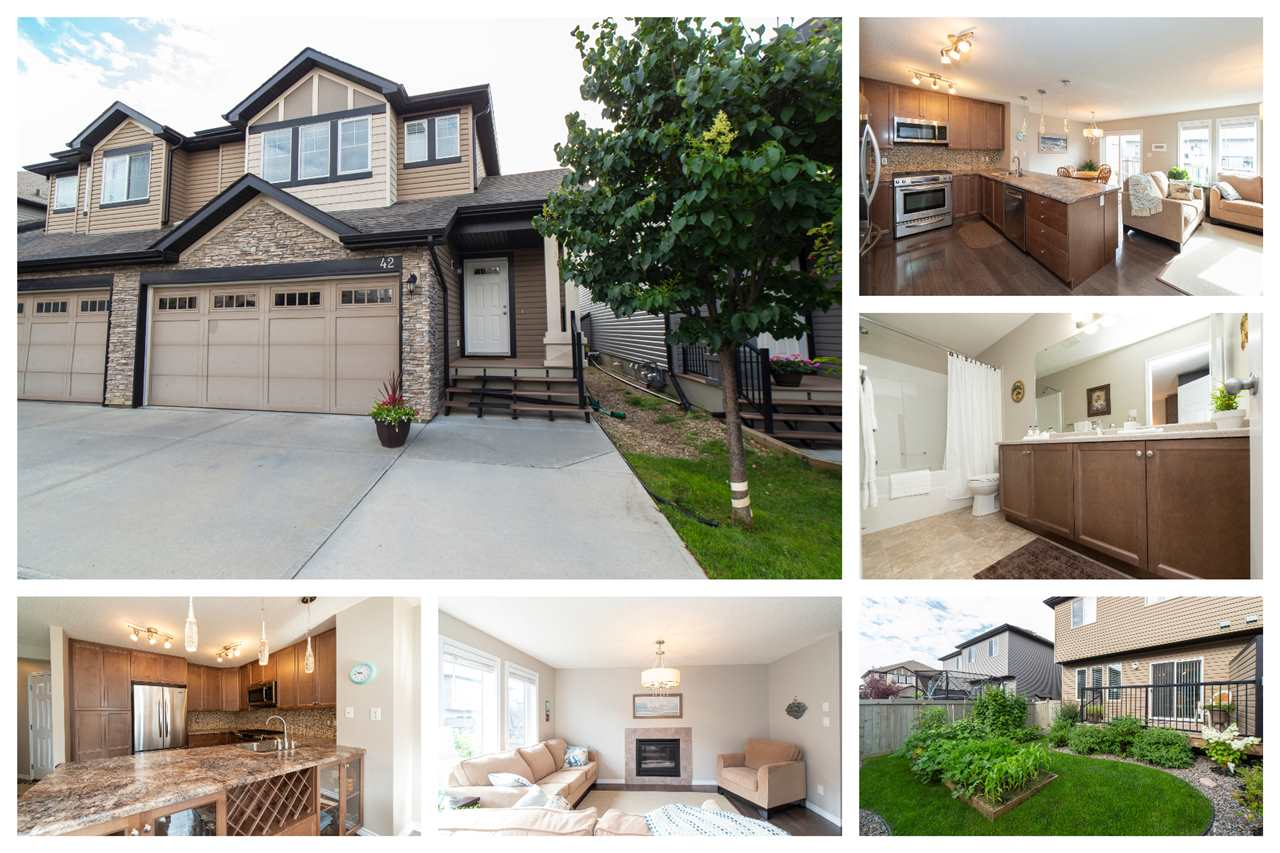 MLS® listing #E4168145 for sale located at 42 6835 SPEAKER Vista