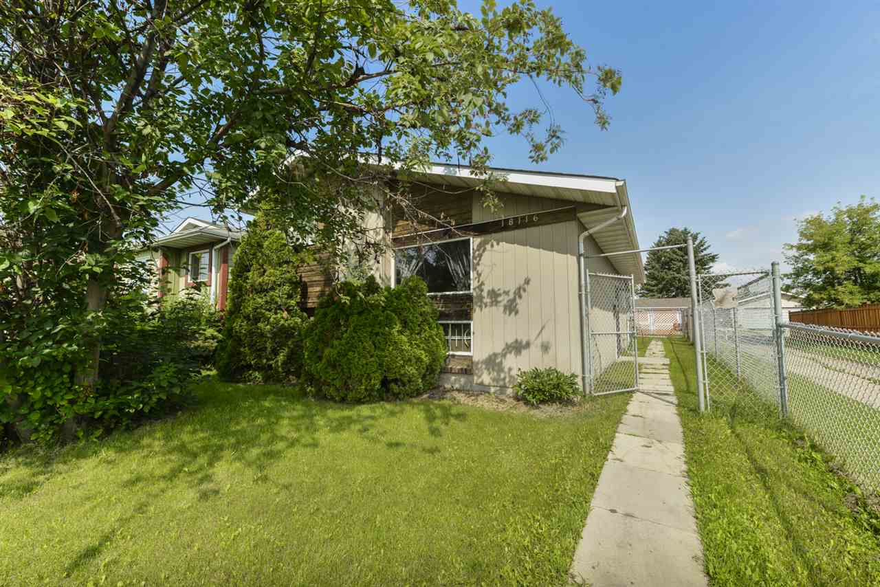 MLS® listing #E4168162 for sale located at 18116 98 Avenue