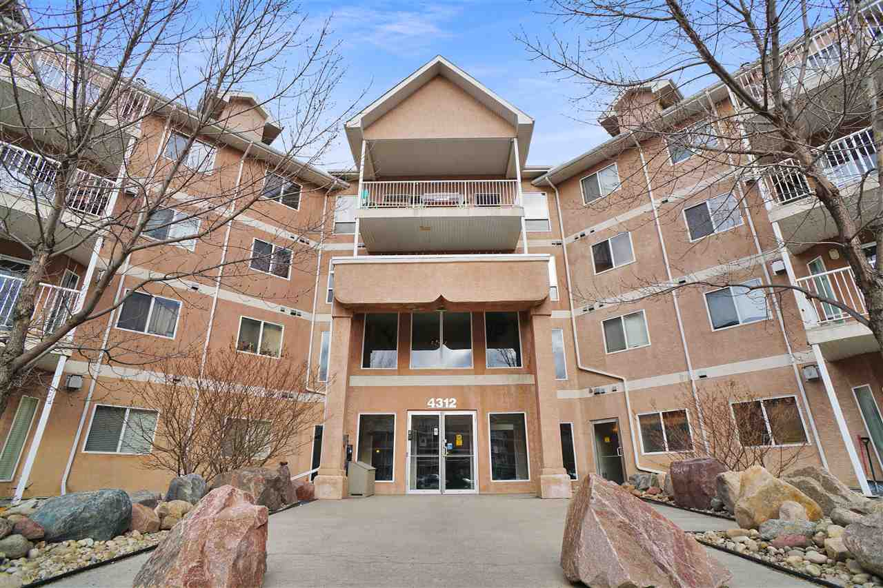MLS® listing #E4168176 for sale located at 204 4312 139 Avenue