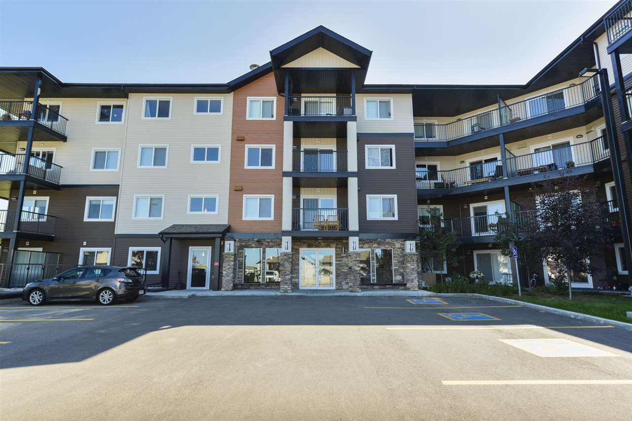 MLS® listing #E4168206 for sale located at 117 5404 7 Avenue SW