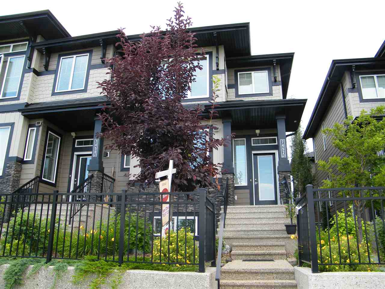MLS® listing #E4168222 for sale located at 7452 MAY Common
