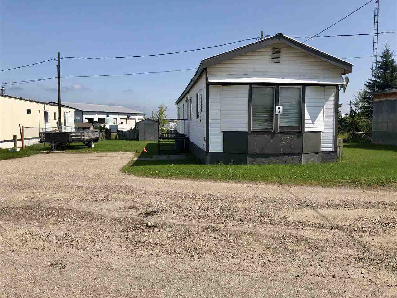 MLS® listing #E4168238 for sale located at A3 Poplar Ridge MHP