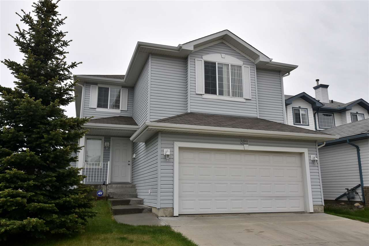 MLS® listing #E4168257 for sale located at 329 WILD ROSE Way