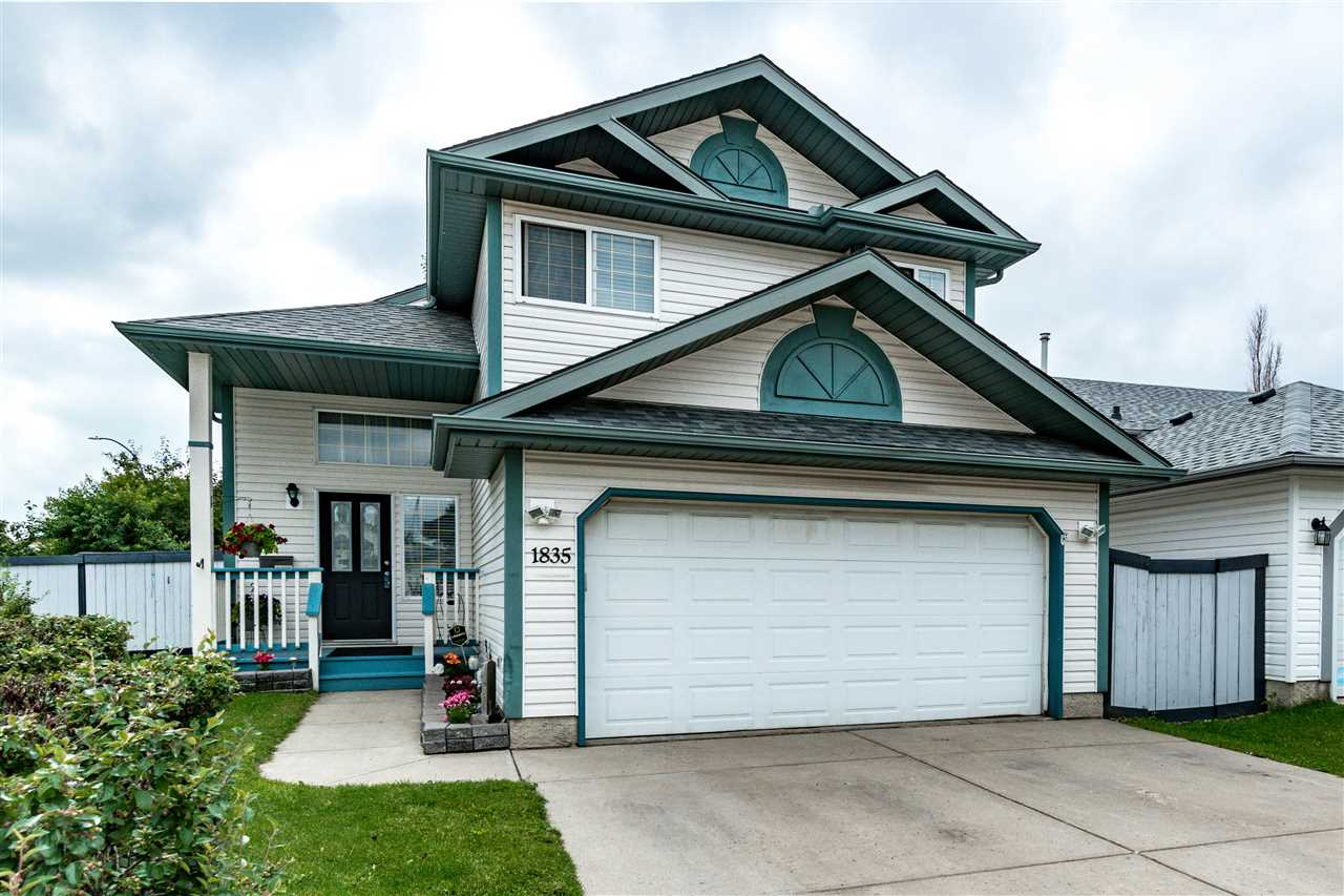 MLS® listing #E4168272 for sale located at 1835 KRAMER Place